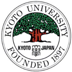 京都大学 logo