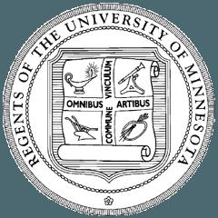 明尼苏达大学双城分校 logo