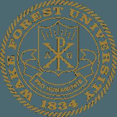 维克森林大学 logo