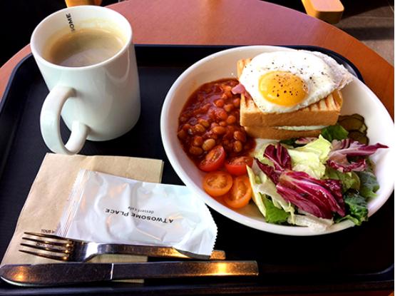返程前在韩国的最后一餐